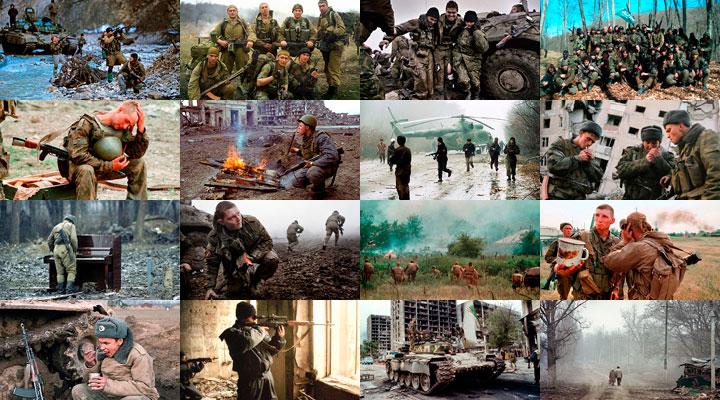 Fotos de las guerras de chechenia