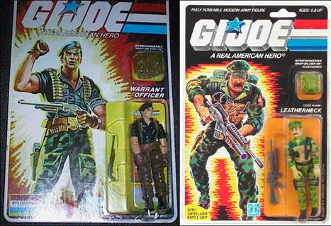 GiJoe American Hero años 80