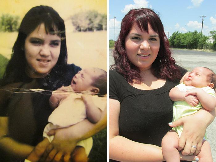 madre-hija-41-anos-atras