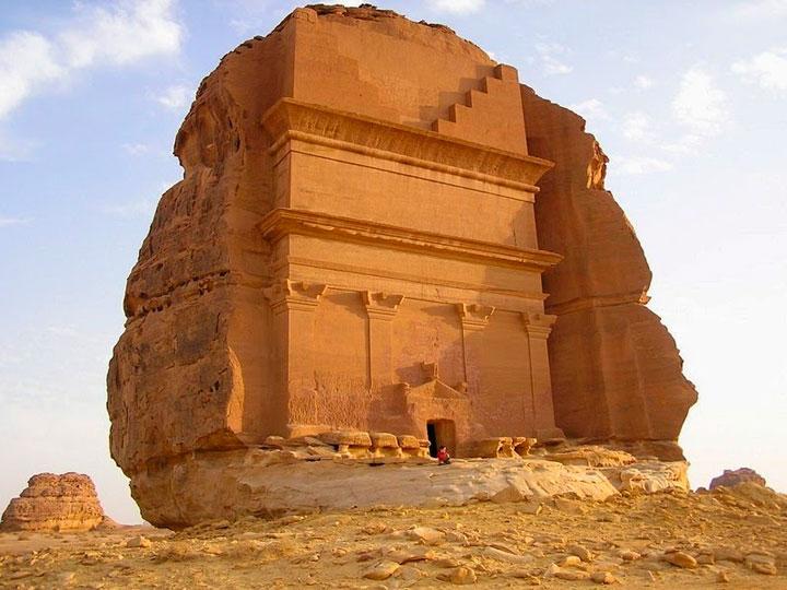 qasr-al-farid-madain-saleh
