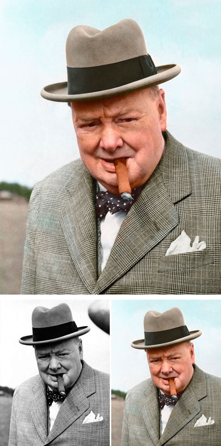 winston-churchil-foto-color