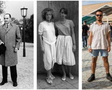 Evolución de la moda y forma de vestir en los últimos 100 años