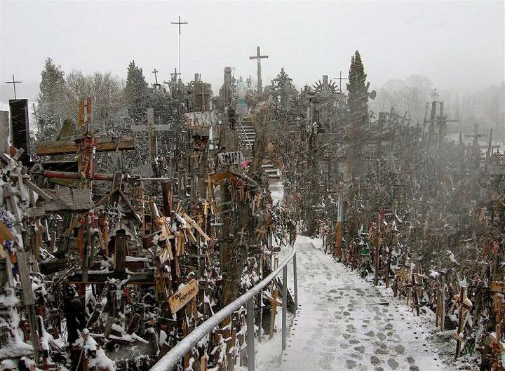 la-colina-de-las-cruces-lituania