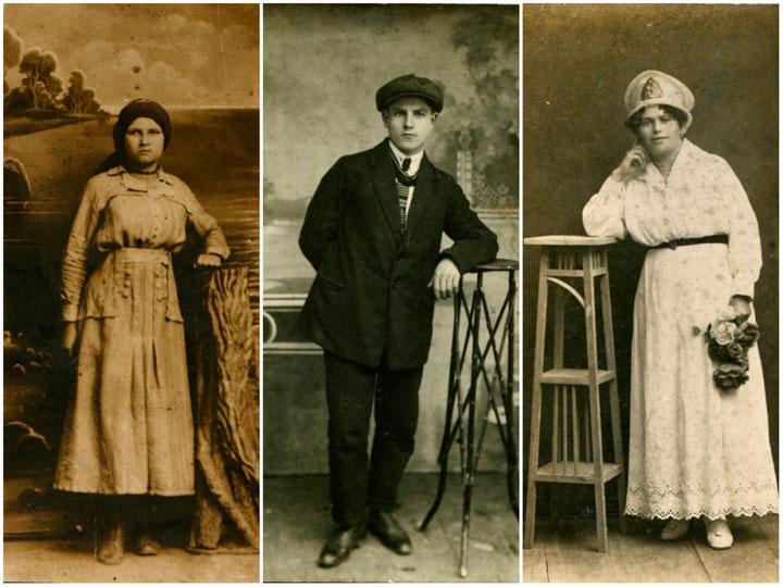 La moda en los años 20