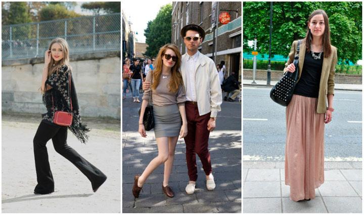 La moda en los últimos 100 años