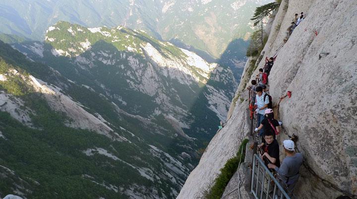 montana-sagrada-huashan-vertigo