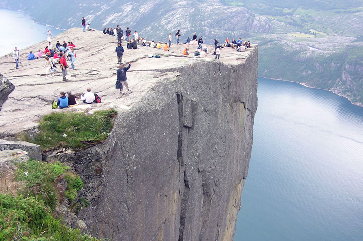 Lugares turísticos de miedo