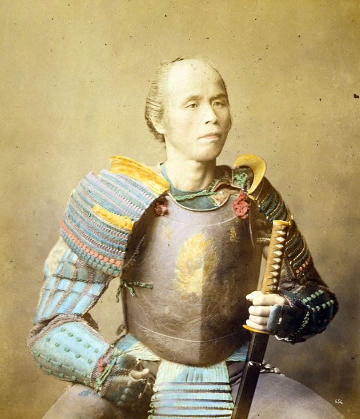 samurai-restauracion-meiji-armadura