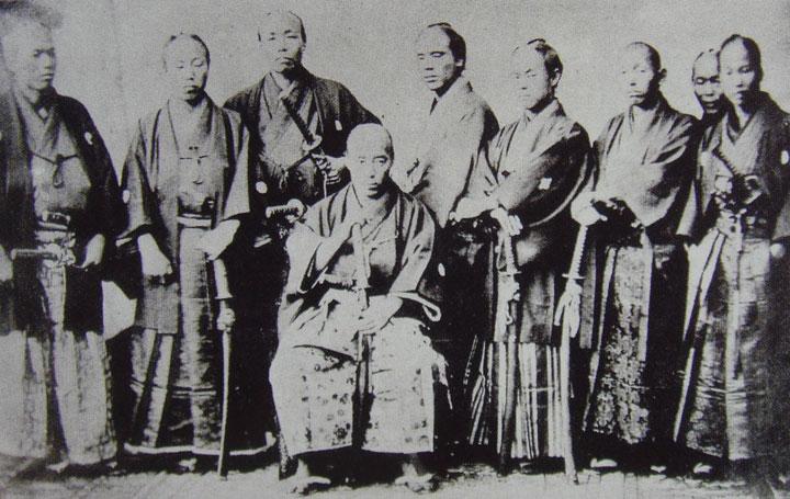 samurais-japoneses-reales