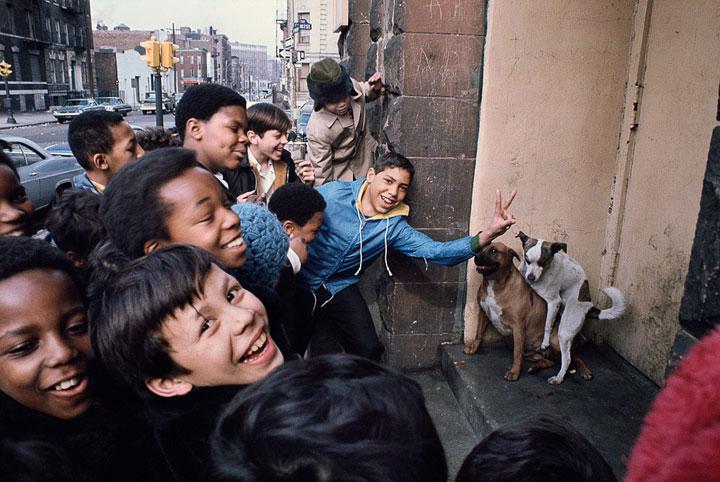 El sur del Bronx en los años 70