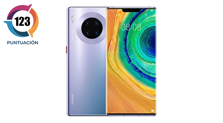 Huawei Mate 30 Pro en el ranking de mejores cámaras