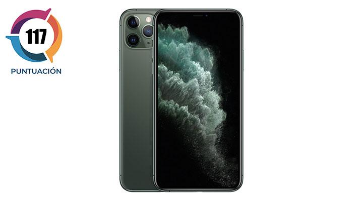 Móviles con buena cámara gama alta iPhone 11 Pro Max