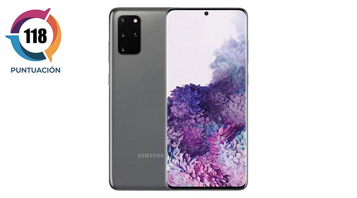 Teléfonos con mejor cámara Galaxy S20 Plus