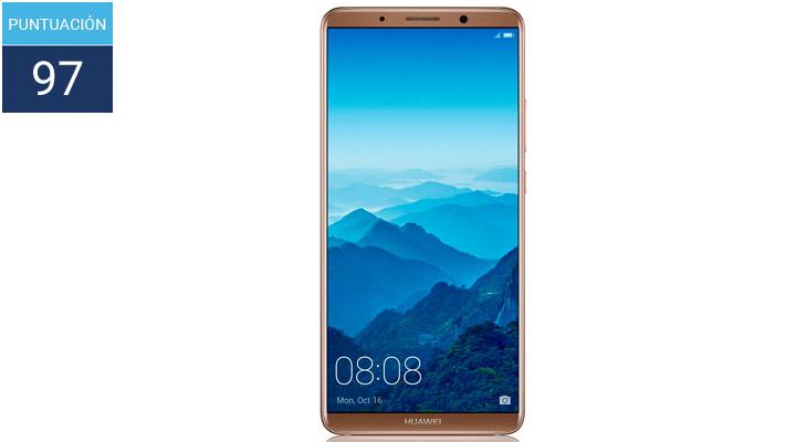 Top cámara de móvil en el Huawei Mate 10 Pro